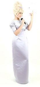 Dusty Springfield Costume 1960s Soul Music Fancy Dress