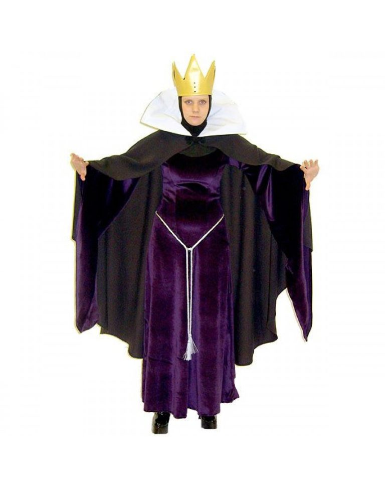 Snow White Wicked Queen Costume