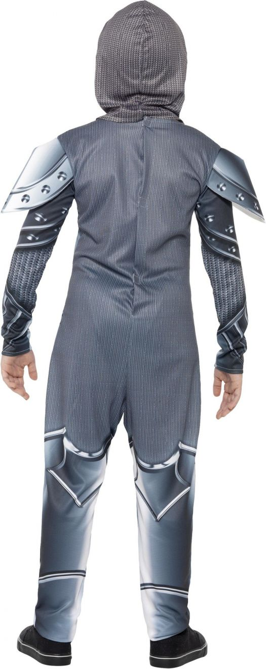 Deluxe Armoured Knight Costume Kids