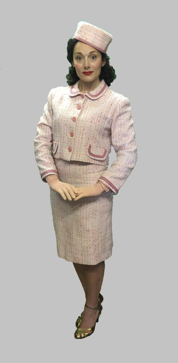 Womens Vintage Style Suit 1960s Tailored Suit Set