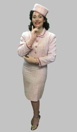 Womens Vintage Style Suit
