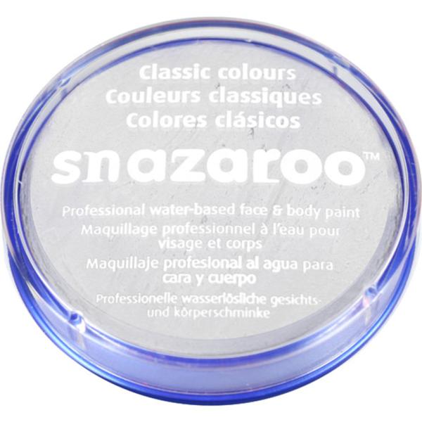 White Face Paint Snazaroo Make Up 18ml