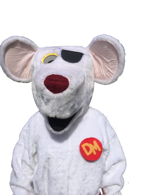 Hire danger mouse fancy dress