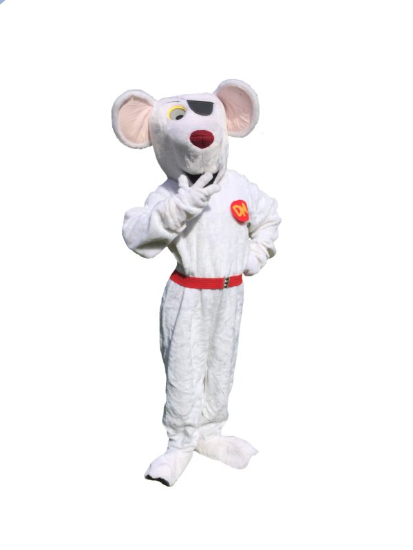 danger mouse 80s costume