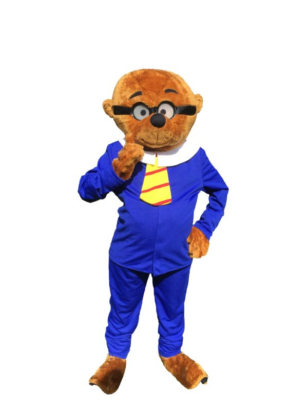 Pencilfold Fancy Dress, Bespectacled Hamster Costume