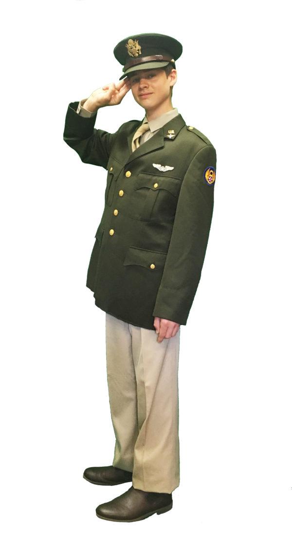 WW2 US Army Uniform, American Army Uniform