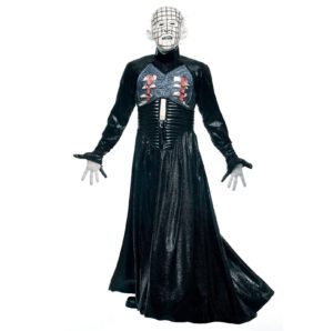 Pinhead Costume, Hellraiser Costume, Halloween Fancy Dress