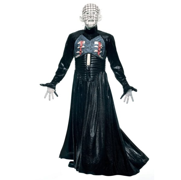 Pinhead Costume, Hellraiser Costume, Halloween Fancy Dress
