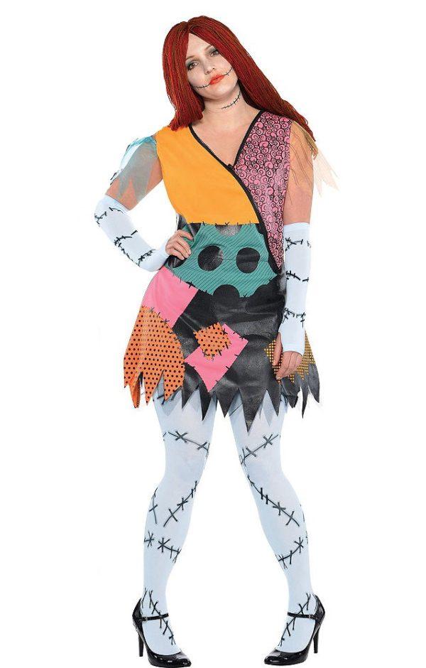 Sally Nightmare Before Christmas Costume