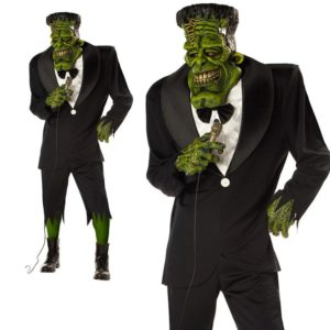 Frankenstein costume- Monster Fancy Dress- Halloween Outfit