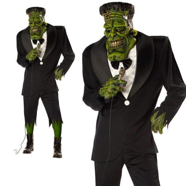 Frankenstein costume- Monster Fancy Dress- Halloween Outfit