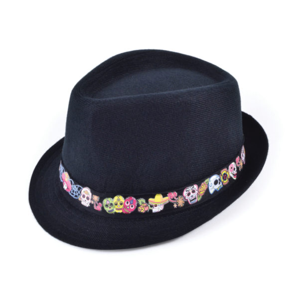 Day of the Dead Fedora