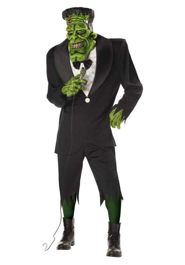 Frankenstein Fancy Dress Big Frank Costume