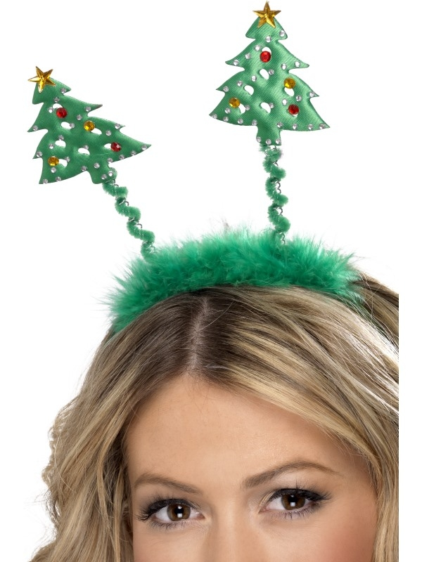 Novelty Christmas tree Deely Boppers
