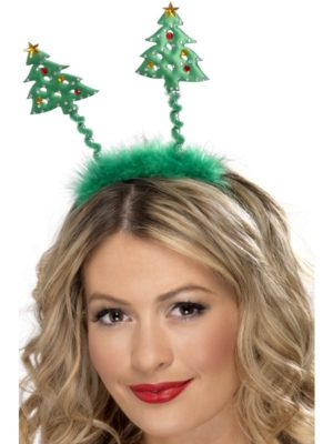 Christmas Head Boppers, Christmas Tree Deely Boppers