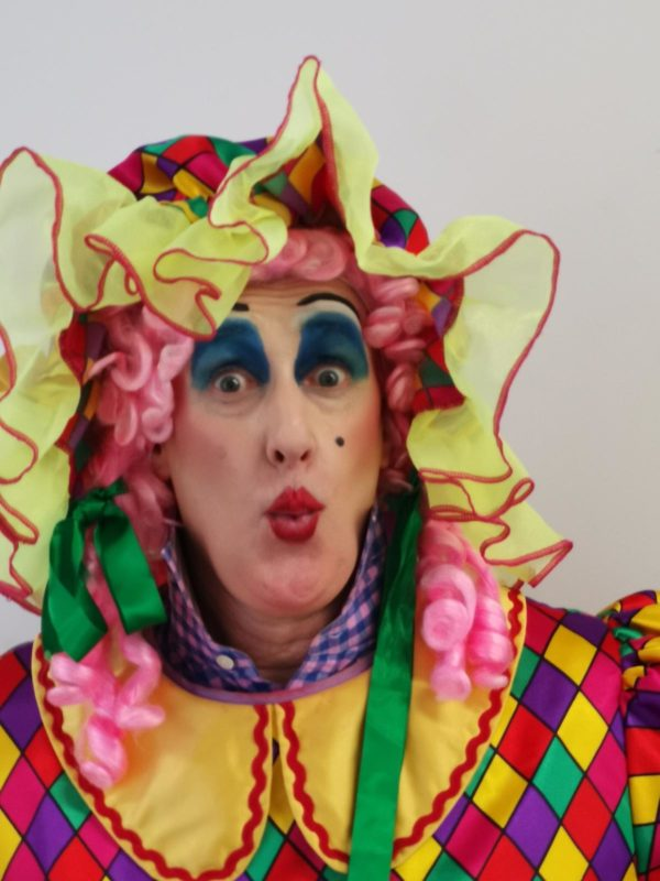 Widow Twankey Fancy Dress Panto Dame Costume