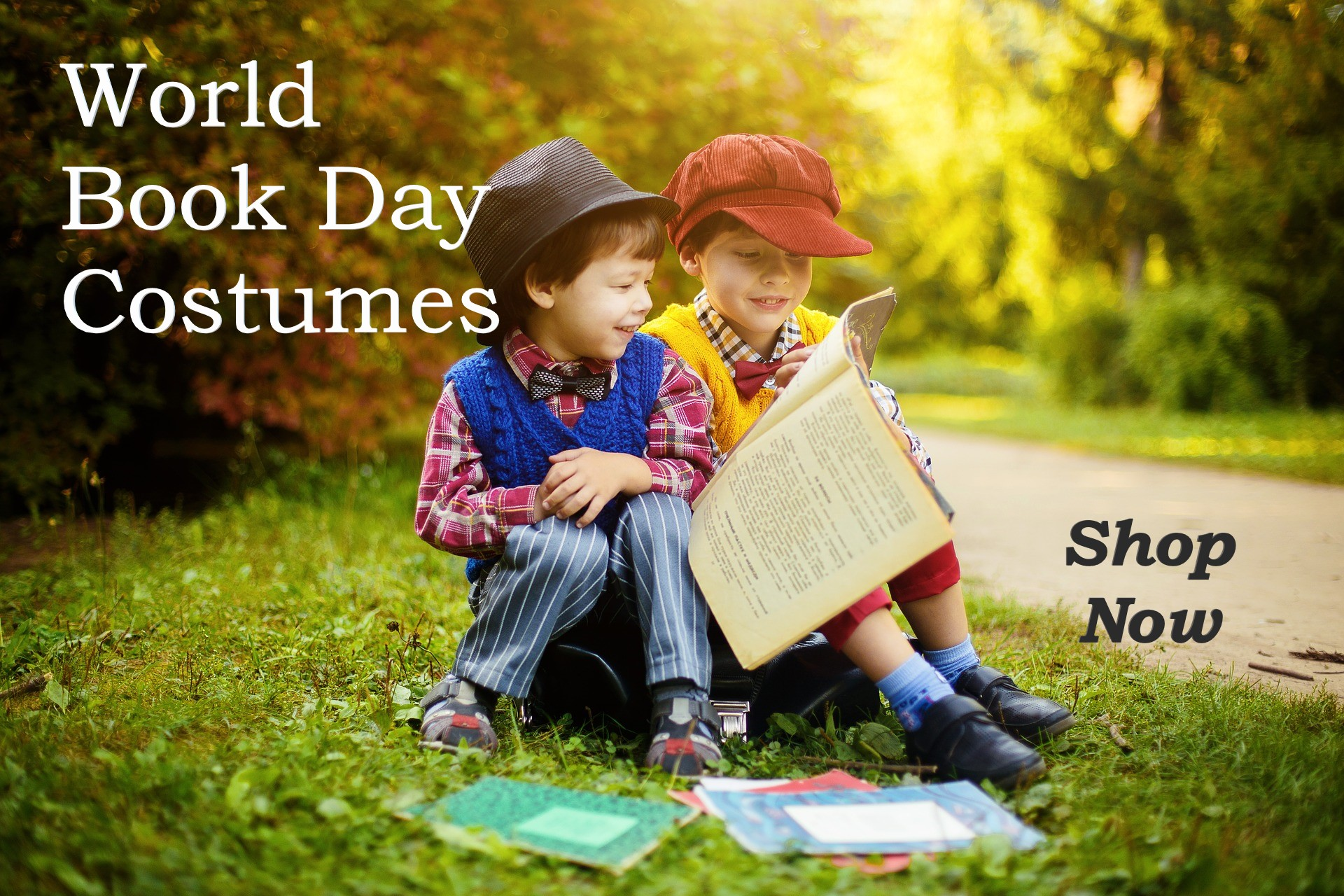 Kids World Book Day Costumes