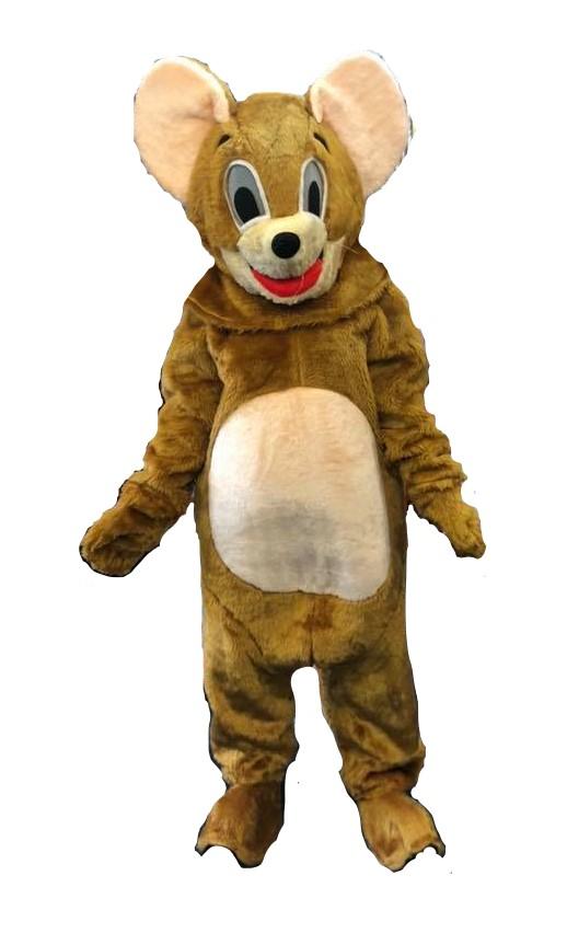 Jerry Costume Mouse Fancy Dress