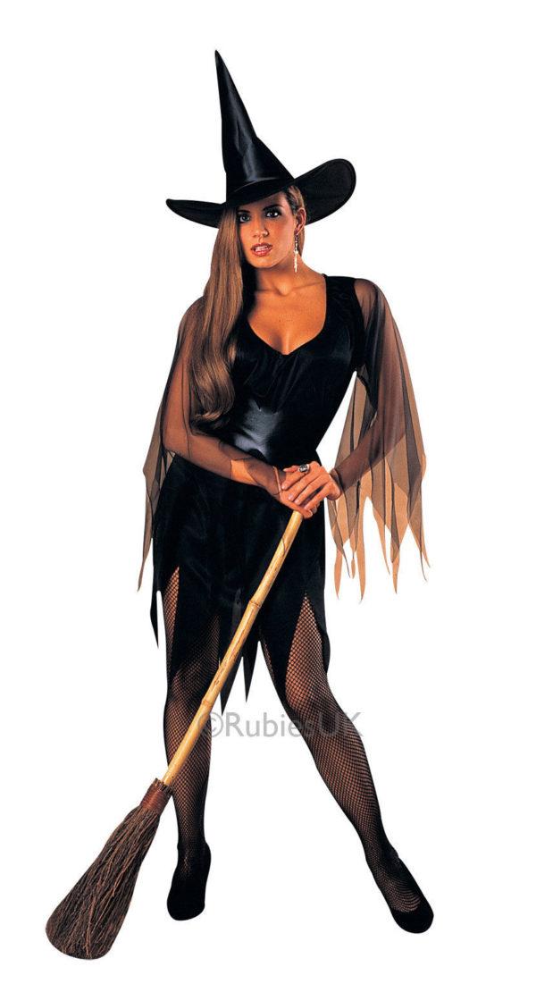 Sexy Witch Costume Halloween Fancy Dress